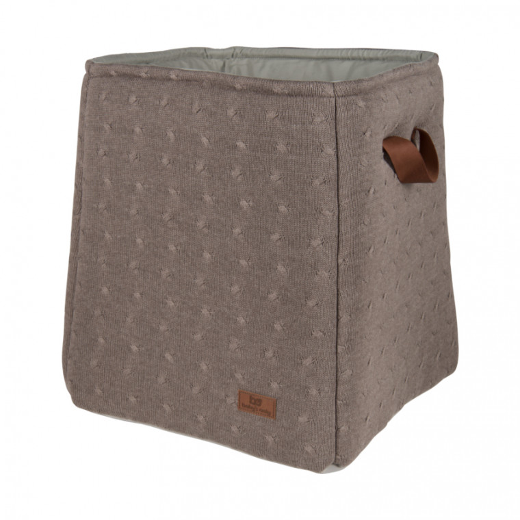 Baby's Only Opbergmand Kabel Taupe