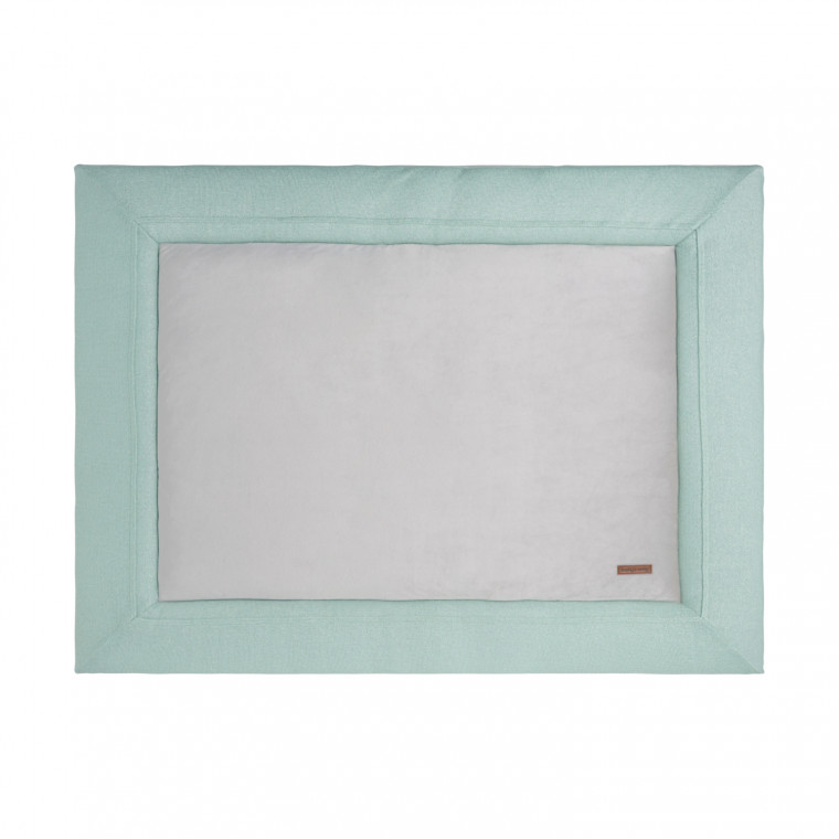 Baby's Only Sparkle Boxkleed Goud / Mint Mêlee 75 x 95 cm