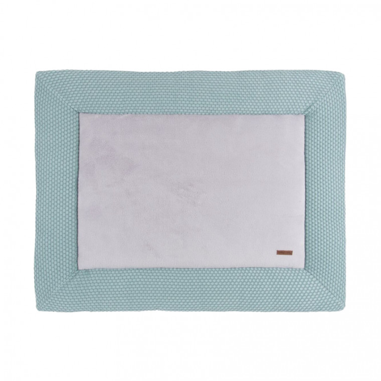 Baby's Only Sun Boxkleed Mint / Stonegreen 85 x 100 cm
