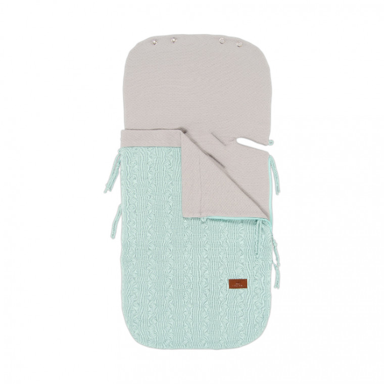 Baby's Only Zomer Voetenzak Cable Mint