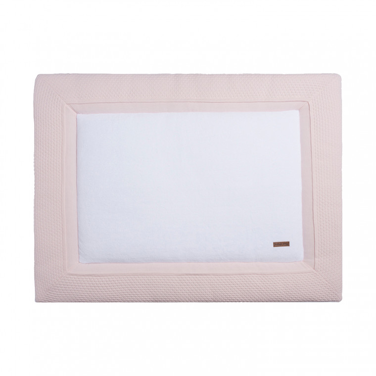 Baby's Only Cloud Boxkleed Classic Roze 85 x 100 cm