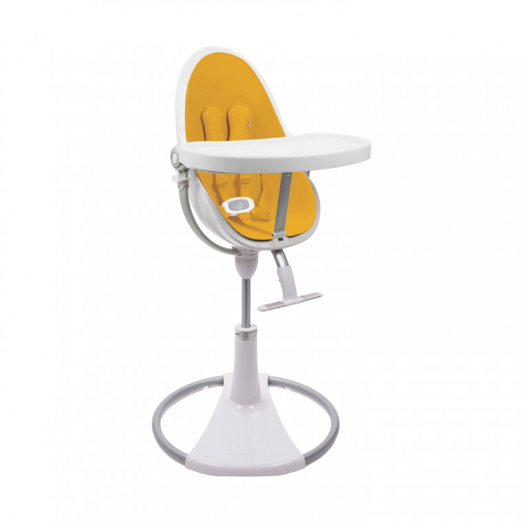 Bloom Fresco Chrome Wit  Marigold Yellow Compleet