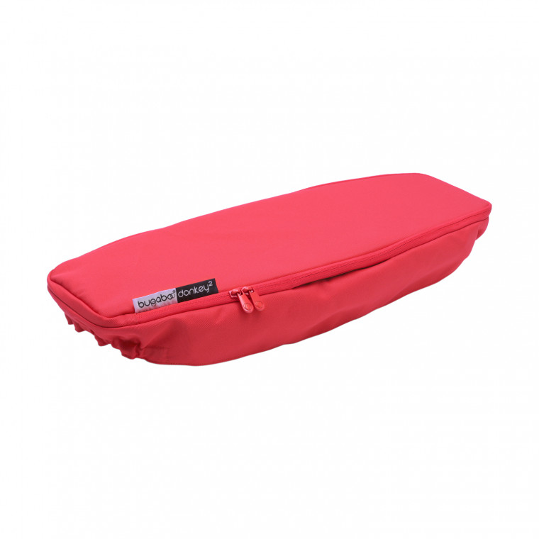 Bugaboo Donkey 2 Bagagemand Hoes Neon Rood