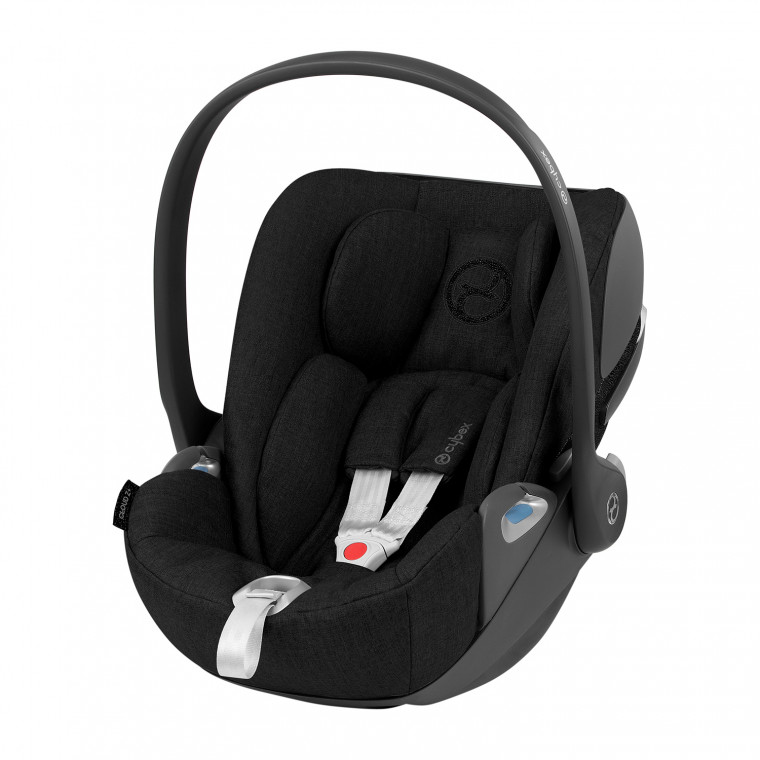Cybex Cloud Z i-Size Plus Baby Autostoeltje Deep Black