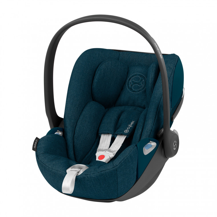 Cybex Cloud Z i-Size Plus Baby Autostoeltje Mountain Blue