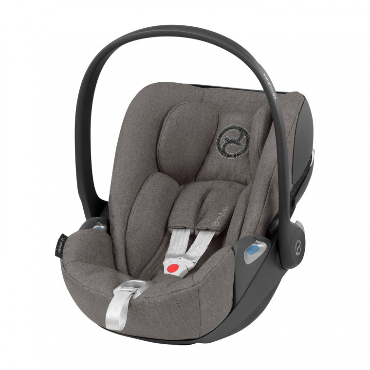 Cybex Cloud Z i-Size Plus Baby Autostoeltje Soho Grey