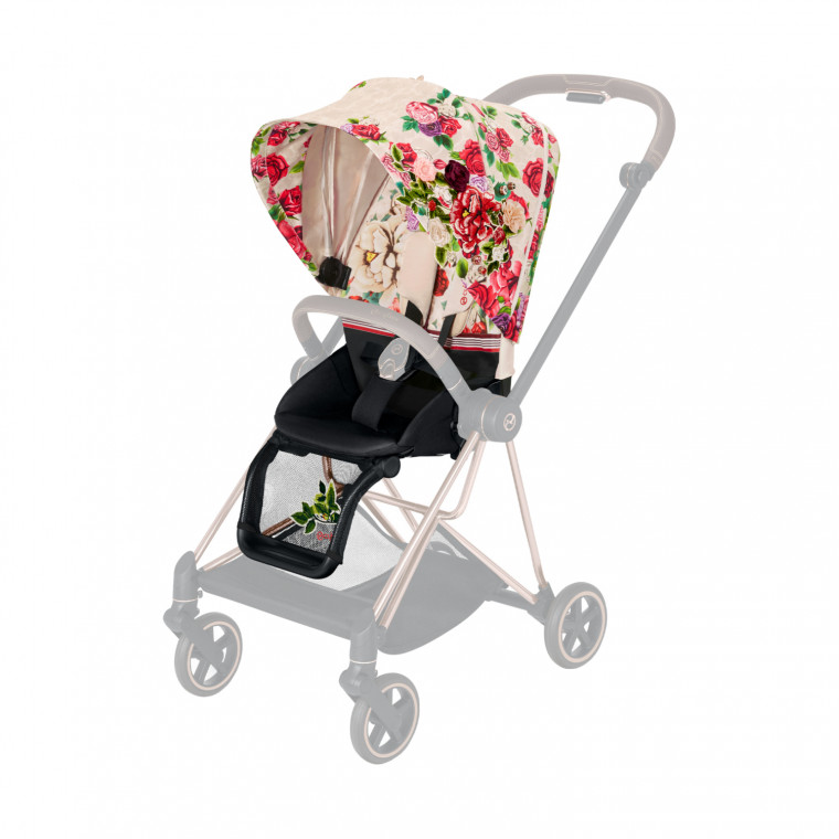 Cybex Mios Spring Blossom Seat Pack Light Beige