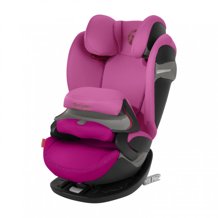 Cybex Pallas S-Fix Autostoeltje Fancy Pink