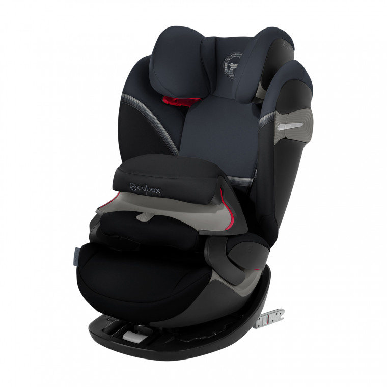 Cybex Pallas S-Fix Autostoeltje Granite Black