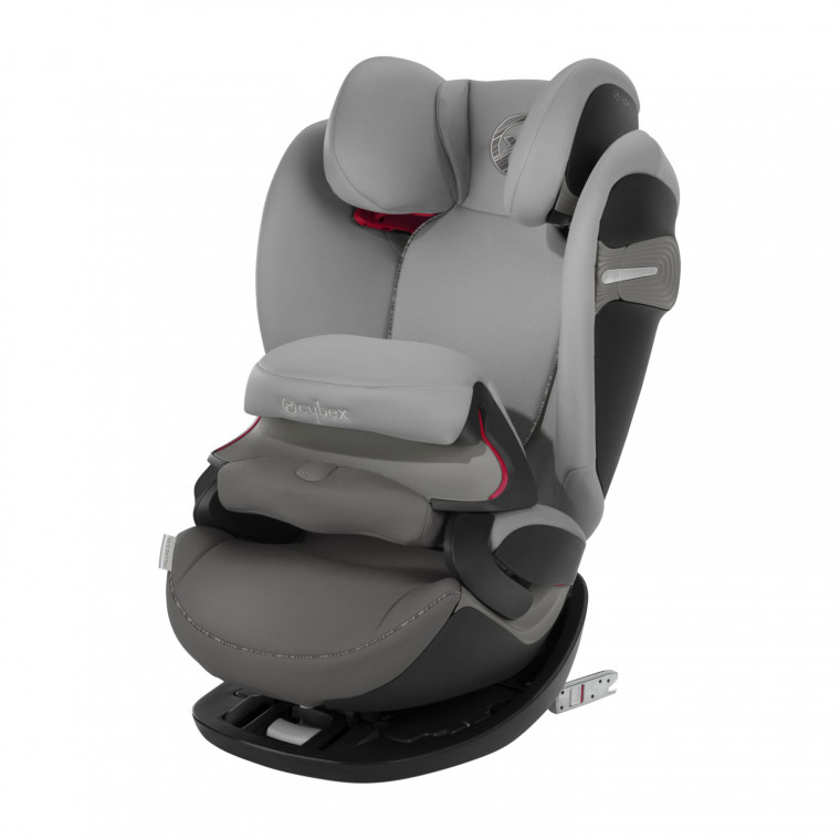 Cybex Pallas S-Fix Autostoeltje Manhattan Grey
