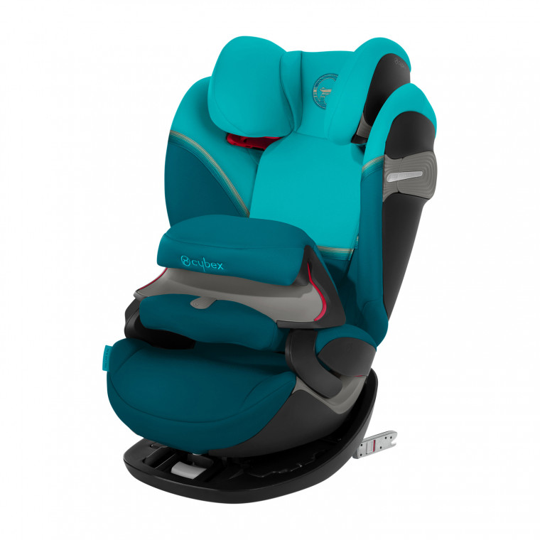 Cybex Pallas S-Fix Autostoeltje River Blue