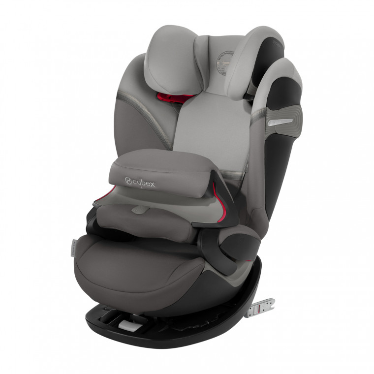 Cybex Pallas S-Fix Autostoeltje Soho Grey