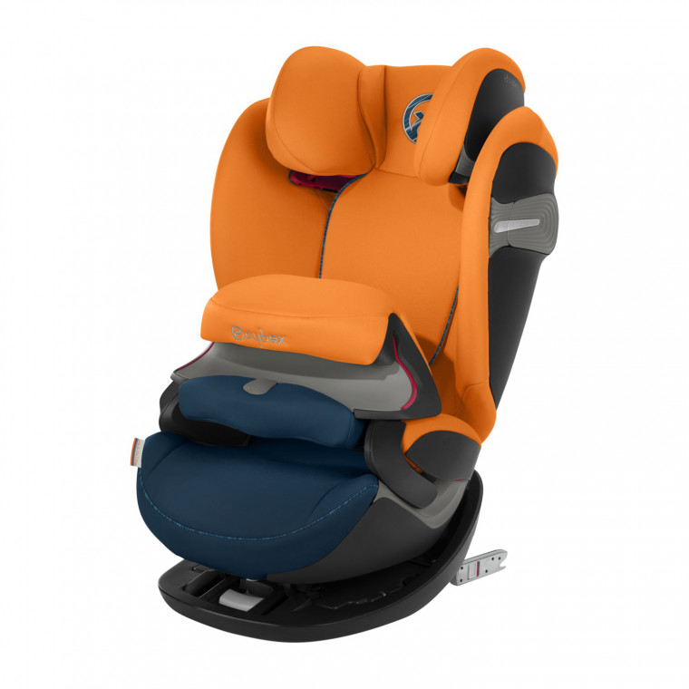 Cybex Pallas S-Fix Autostoeltje Tropical Blue