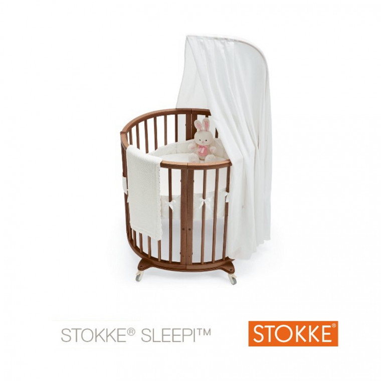 Stokke® Sleepi Mini Walnoot