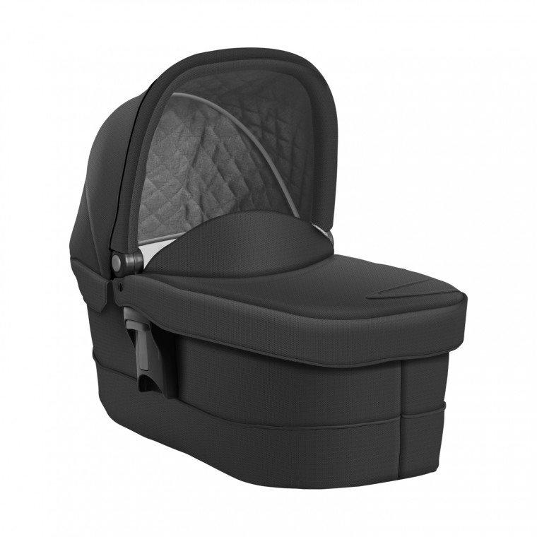 Graco Evo Luxury Reiswieg Black  Grey