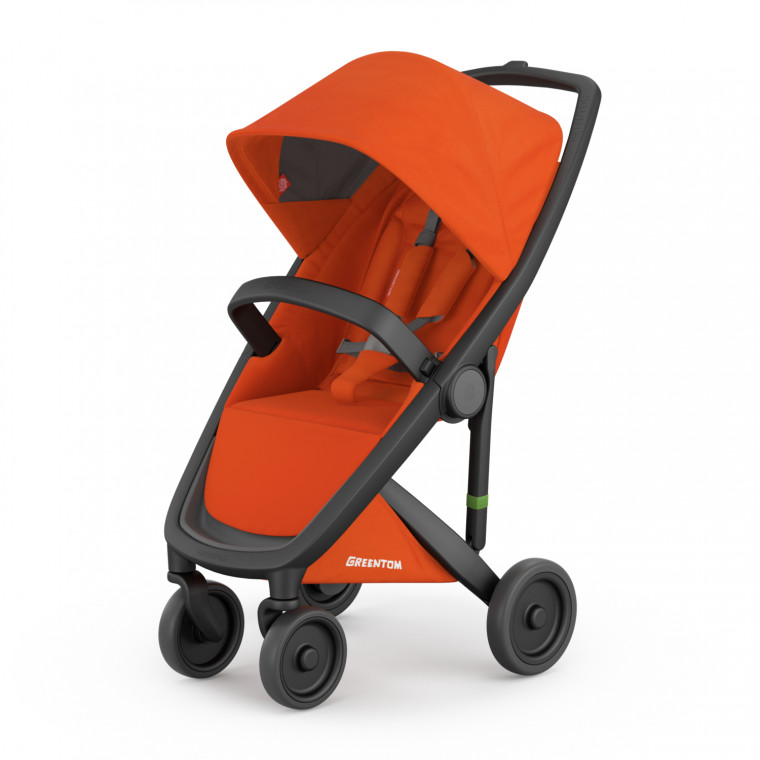 Greentom Classic Buggy Black - Orange