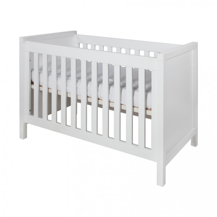 Europe Baby Atlantic Babybed Wit 60 x 120 cm