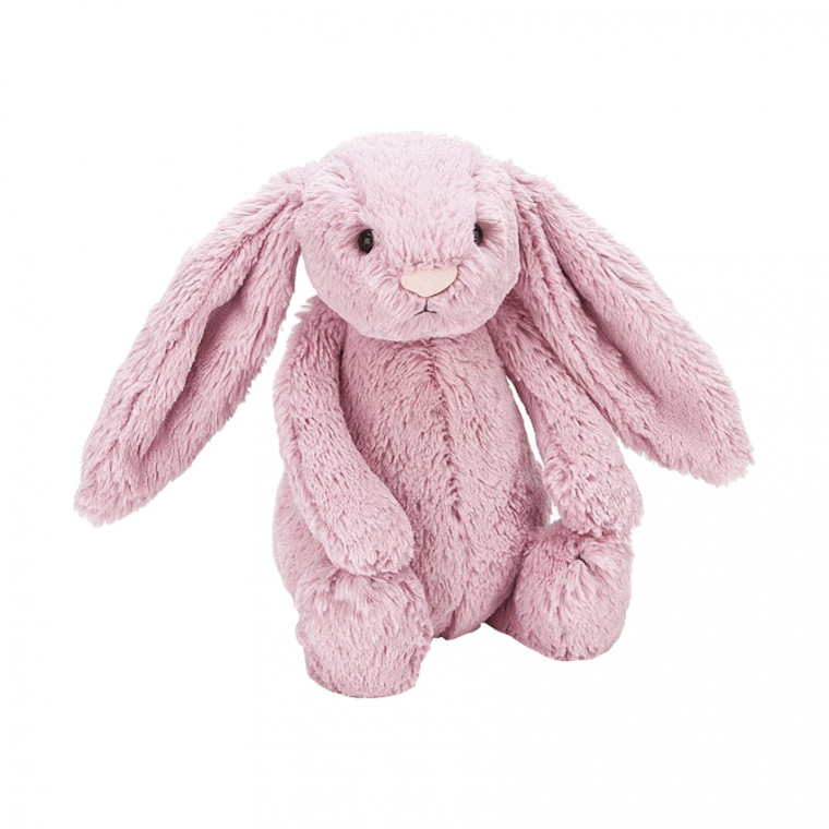 Jellycat Bashful Bunny Medium Tulip Pink