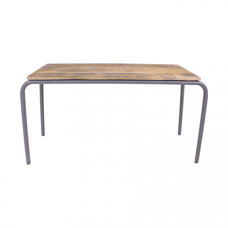 KidsDepot Tafel Pure Metal Grey