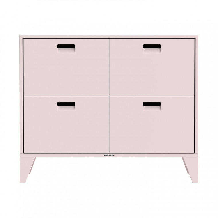 Kidsmill Nikki Commode Roze
