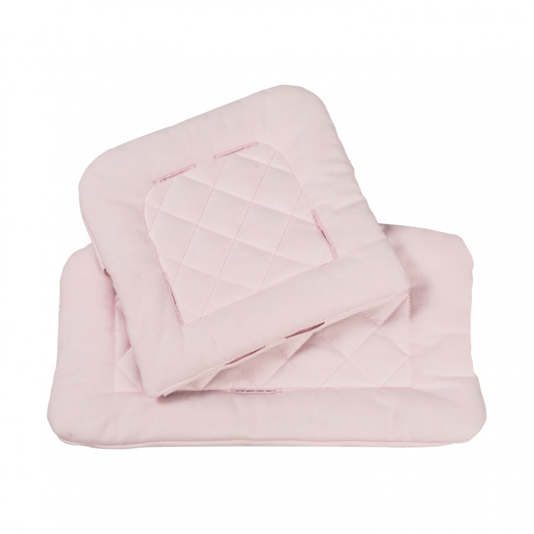Kidsmill Up! E3 Quilted Kussen Roze