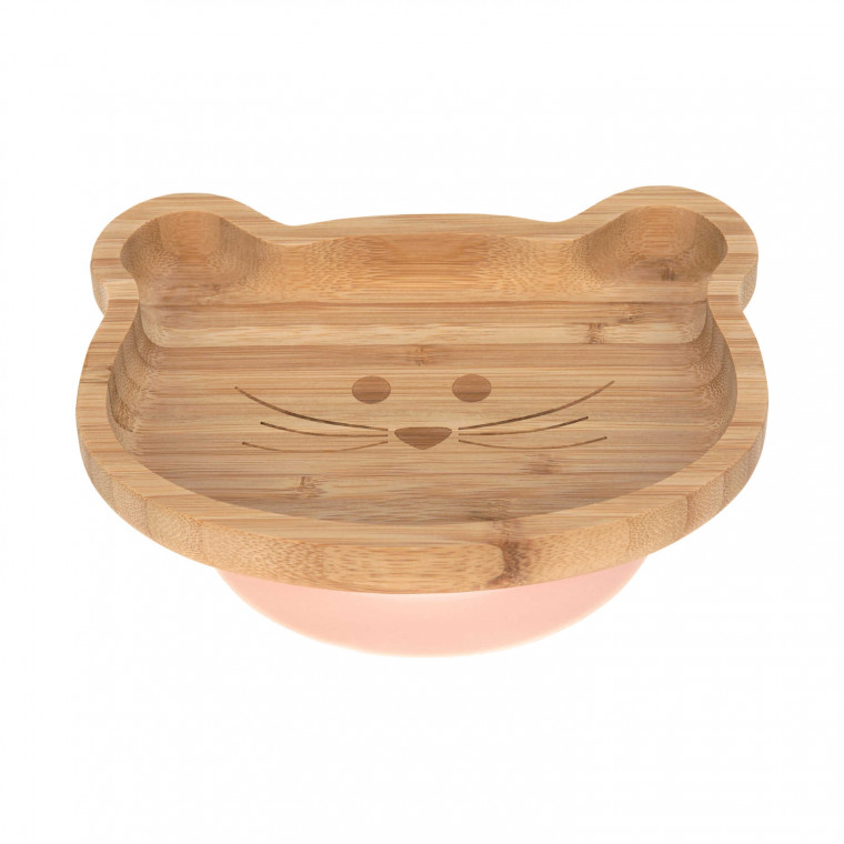 Laessig Little Chums Bamboo Bord Mouse