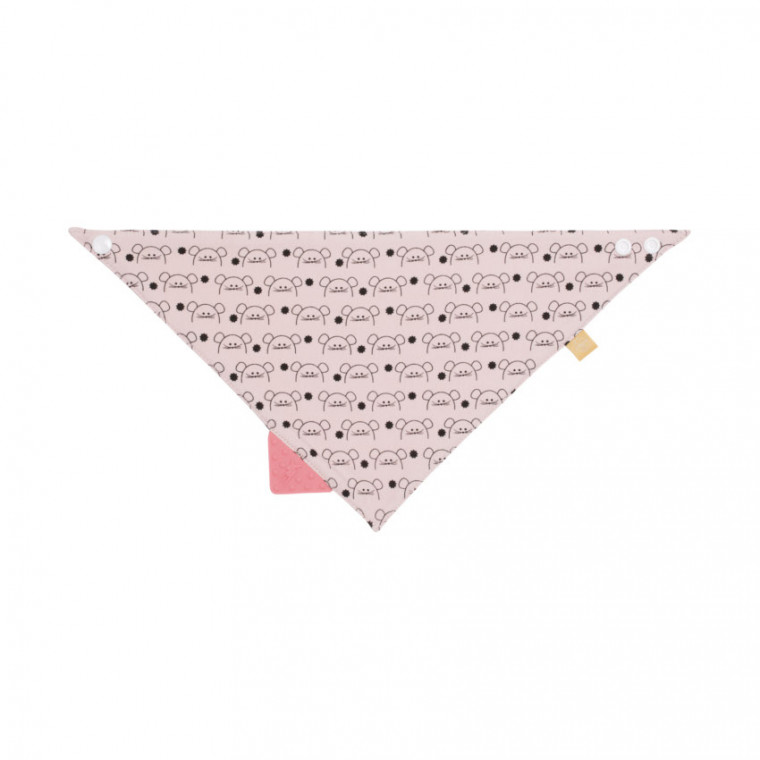 Laessig Little Chums Bandana Met Bijtring Mouse