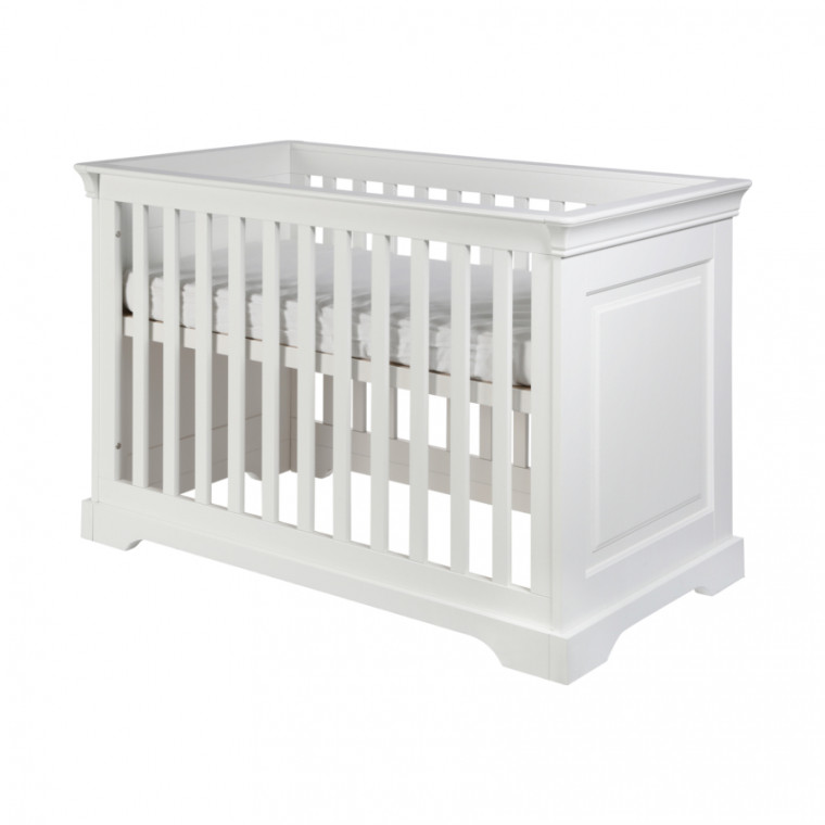 Kidsmill Chateau Babybed Wit  60 x 120 cm