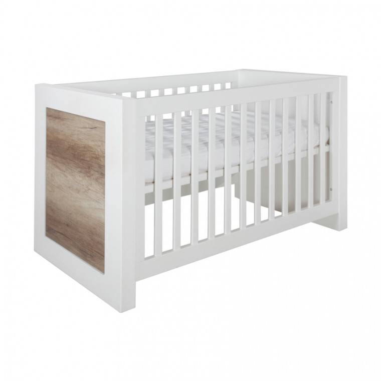 Long Island Babybed Wit 60 x 120 cm
