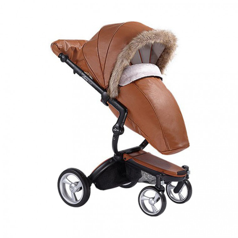 Mima Winter Outfit Camel