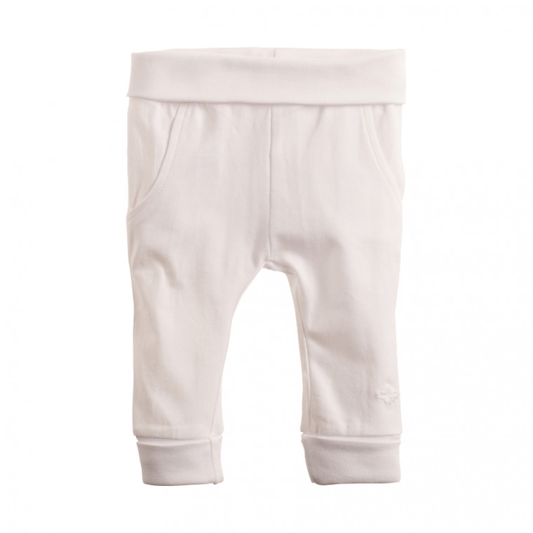 Noppies Broek Humpie White Mt 50