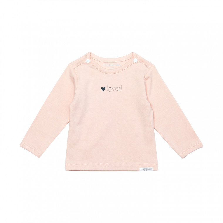 Noppies Yvon Longsleeve Peach Skin