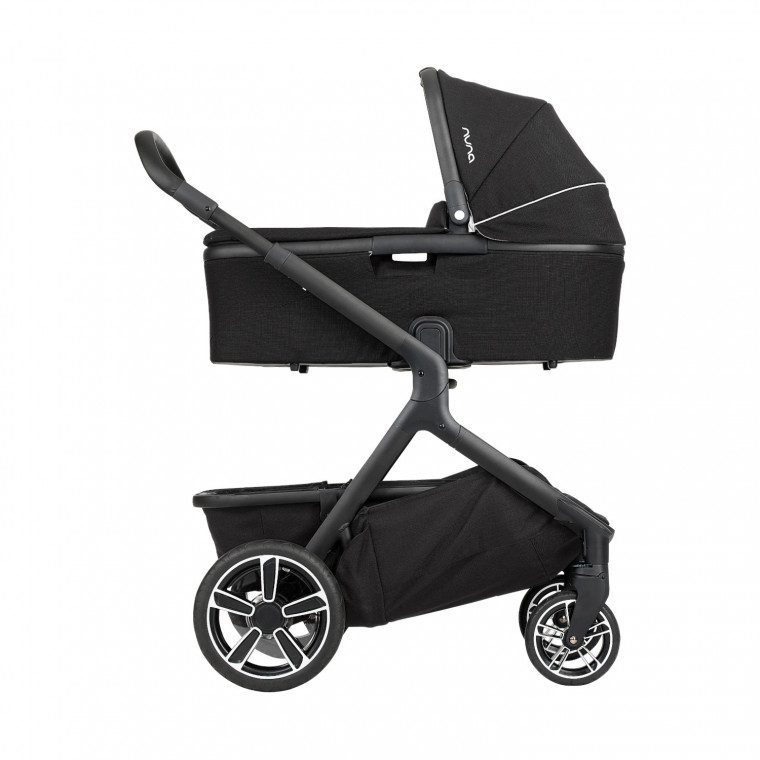 Nuna Demi™ Grow Kinderwagen 2-in-1 Caviar / Charcoal