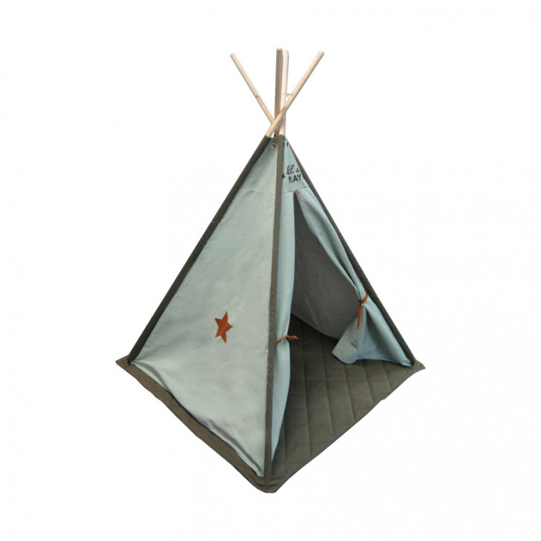 Overseas Tipi Tent Canvas Luxe