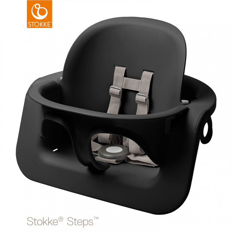 Stokke Steps Baby Set Black