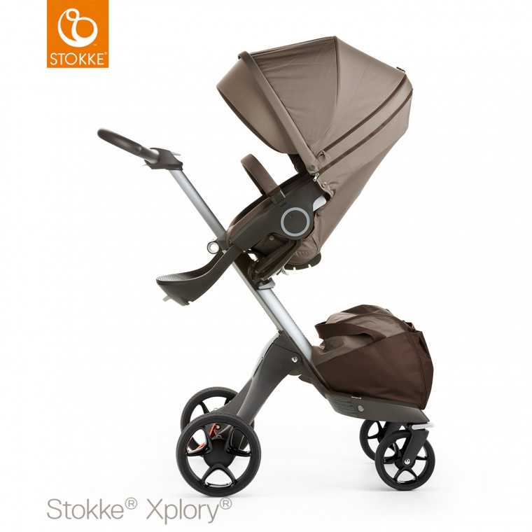 Stokke Xplory V5 Kinderwagen Brown