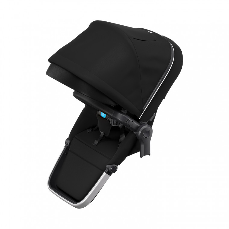 Thule Sleek Tweede Zitje Midnight Black