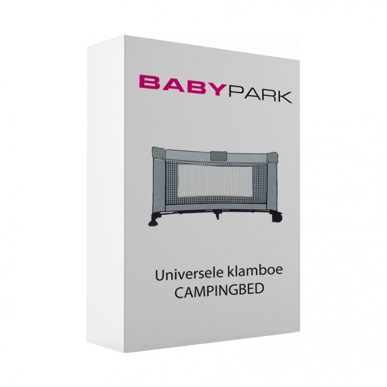Campingbedje Topmark Rich.Universele Klamboe Voor Campingbed Wit Babypark