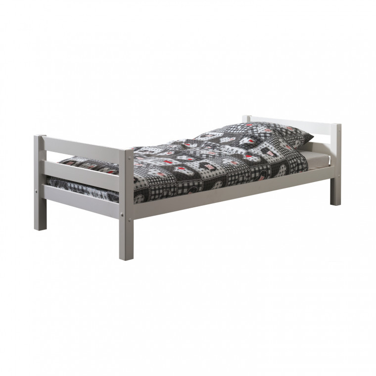 Vipack Pino Bed Wit 90 x 200 cm