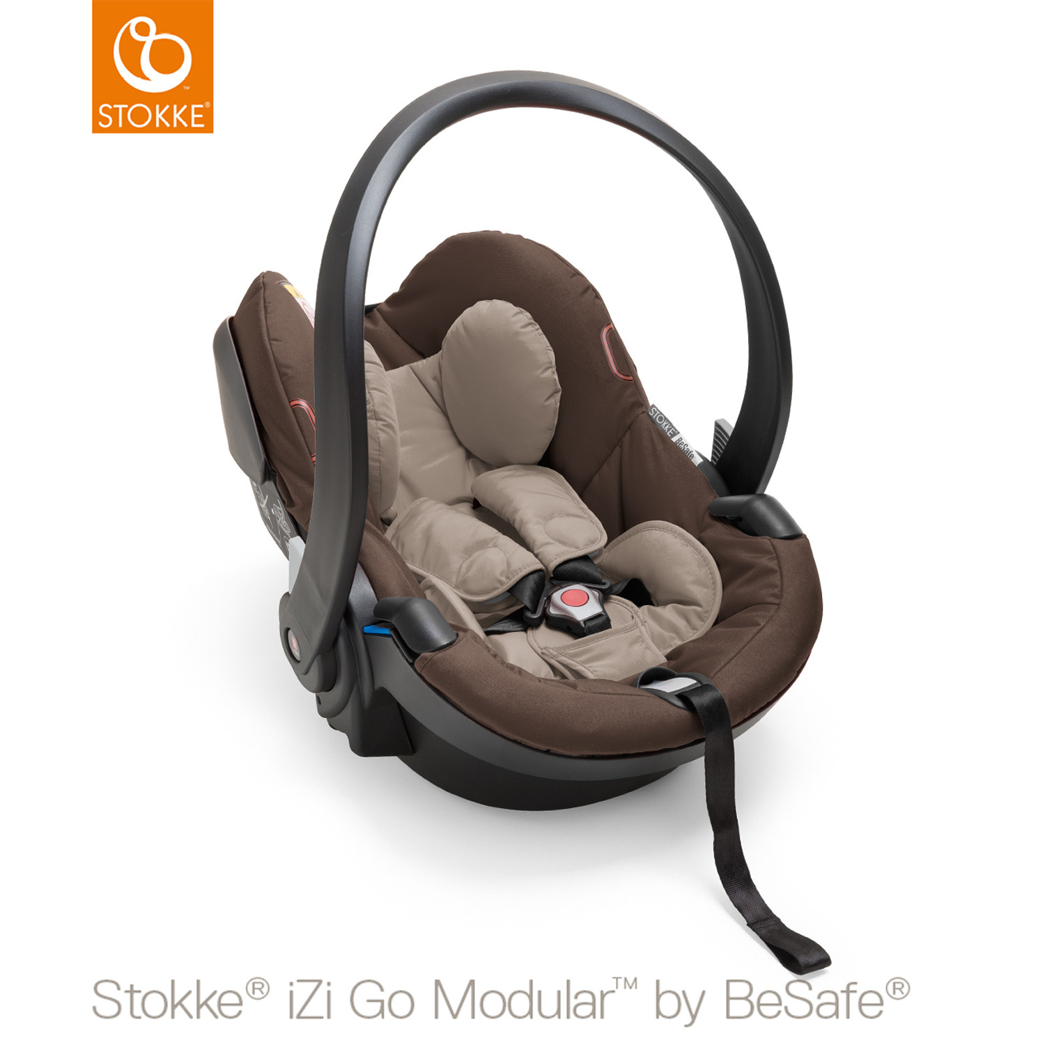 stokke izi go modular by besafe baby autostoeltje babypark. Black Bedroom Furniture Sets. Home Design Ideas
