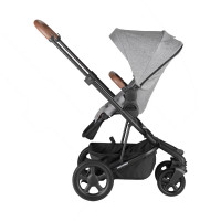 Easywalker Harvey 2 Kinderwagen Exclusive Grey