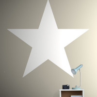 Estahome Grote Ster Behang Taupe