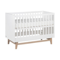 Kidsmill Noud Babybed Wit 60 x 120 cm