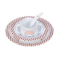 Laessig Little Chums Dinerset Mouse