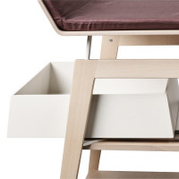 Leander Linea Commode Lade White