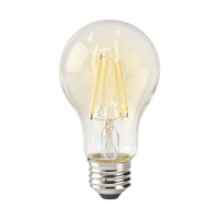 Nedis Wi-Fi Smart LED-Lamp Filament E27 A60 White