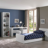 Vipack Robin Bed Wit 90 x 200 cm