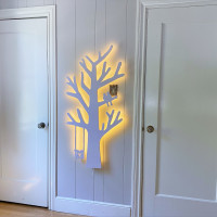 Wunders Tree Wandlamp XL