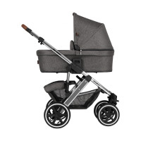 ABC Design Salsa 4 Air 2-in-1 Kinderwagen Diamond Asphalt