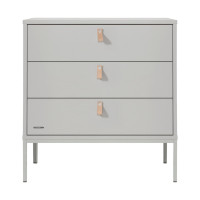 Kidsmill Amy Commode Smal Grijs